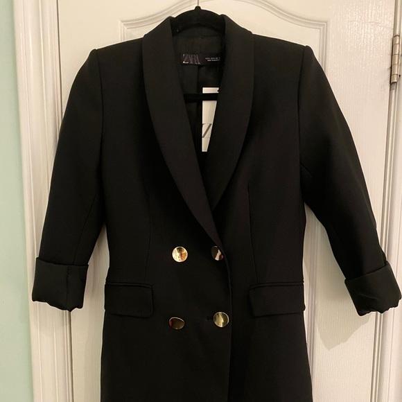 BNWT Zara Blazer Dress